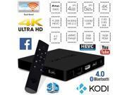NEW Mini MX 4K UHD Android 5.1 Quad Core 2GB 16GB eMMC TV Box Bluetooth 4.0 HDMI 2.0 Dual Band 2.4GHz 5GHz WiFi Media Player Mini PC 1000M Gigabit Ethernet LAN H.265 HEVC Internet Streamer