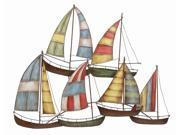 Metal Sailing Boat Decor A Perfect Nautical Decor 13867