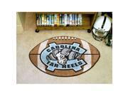 "UNC - Chapel Hill NCAA Football"" Floor Mat (22""x35"") Ram Logo"""