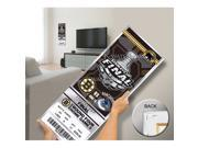 2011 NHL Stanley Cup Final Commemorative Mega Ticket - Boston Bruins 9SIA00Y4562849