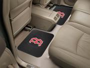 "MLB - Boston Red Sox Backseat Utility Mats 2 Pack 14""""x17"""""" 9SIA62V42R4552"