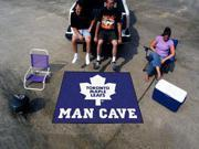 Fanmats NHL - Toronto Maple Leafs Man Cave Tailgater Rug 5'x6'
