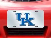 Fanmats University of Kentucky Wildcats License Plate Inlaid 6