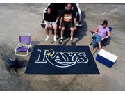 """MLB - Tampa Bay Rays Ulti-Mat 60""""""""x96"""""""""""" 9SIA62V42R1279"""
