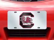 Fanmats South Carolina Gamecocks License Plate Inlaid 6