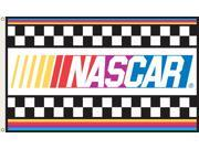 Bsi Products 10866 3 Ft. X 5 Ft. Flag W - Grommetts - Nascar W -  Stripes 9SIA00Y0PW7239