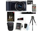 Samsung GC200 16.3MP Galaxy Camera 2 w/ Android Jelly Bean Wifi in Black + Adobe Photoshop Lightroom 5 + 32GB Deluxe Accessory Kit