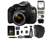 Canon t5 EOS Rebel T5 DSLR Camera with EF-S 18-55mm IS II Lens + 64GB SD HC Memory Card + Accessory Kit