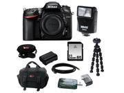 Nikon D7200 SLR Body with 32GB Kit