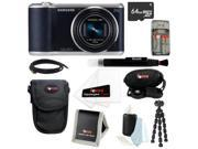 Samsung GC200 16.3MP Galaxy Camera 2 w/ Android Jelly Bean Wifi & Touch Screen LCD + 64GB Deluxe Accessory Kit