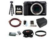 Canon EOS M3 Mirrorless Digital Camera Bundle