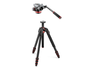 Manfrotto 190go Aluminum 4 Section