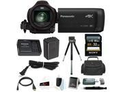 Panasonic HC-VX981K HD Camcorder w/ Panasonic Power Pack (VW-PWPK) & 32GB Bundle 9SIA29P57T8085