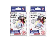 Fujifilm Instax Mini Airmail Film 2 pack
