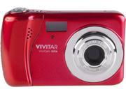 Vivitar VXX14-RD 20.1 Mega Pixel Digital Camera