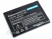 2x Battery for HP iPAQ 4100 4150 4155 H4150 H4100 H4000 RX1900 RX1950 RX1955 HTC Galaxy FA192A FA191A Pocket PC