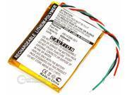 Battery for Microsoft Zune Flash 16GB 4G 4GB 8GB 8G 16G MP3 Player HSA-00001 HVA-00001 X814398-001