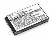 Battery for Magellan eXplorist 300 300r 360 400 500 500LE 600 700 37-00025-001 01070880000 MAX 980780 GPS