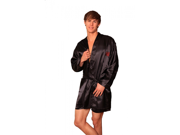 Lovely Day Lingerie Men's Prosperity Short Pant Robe Set