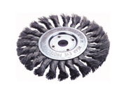 Knotted Wheel Brush, 6