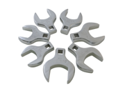 9740 7-Piece 1/2 in. Drive Metric Jumbo Straight Crowfoot Wrench Set