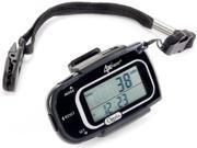 Ozeri PD4X3-2 Razor Digital Pocket 3D Pedometer with Bosch Tri-Axis Technology