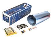 GTMAT Pro 50mil 25 sqft Roll Automotive Sound Deadener Insulation Rattle Eliminator Installation Kit