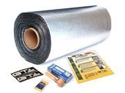 GTMAT 80mil ULTRA 10 sqft Roll Automotive Audio Sound Deadener Noise Reduction Installation Kit with Dynamat Roller