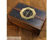 Steampunk MacGuffin 12-pc Watch Box (MSRP:$200)