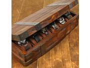 Sanctum 6-pc Bow Front Watch Box