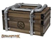 Steampunk Gaslight 72-pair Cufflinks/Ring Chest (MSRP:$205)