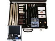 Gunmaster Super Deluxe Universal 61-pc Cleaning Kit w/ Aluminum Case