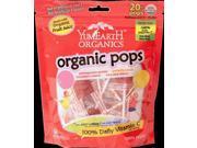 Yummy Earth: Organic Pops Fruit, 4.2oz