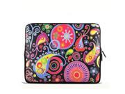 "Discount Electronics On Sale Colorful Paisley 14"" 14.4"" inch Notebook Laptop Case Sleeve Carrying bag for Lenovo Y470 Y480/ASUS A43 N46 X84/Samsung 530 Q470 Q460/DELL Inspiron 14R Vostro 14"