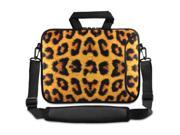 Leopard 12.5 13 13.3 inch Notebook Laptop Shoulder Case Sleeve Carrying bag for Apple Macbook pro 13 Air 13 Samsung 530 535U3 Dell Vostro 3360 inspiron 13 AS