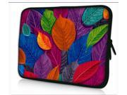 Colored leaves 13 13.3 inch Notebook Laptop Case Sleeve Carrying bag for Apple Macbook pro 13 Air 13 Samsung 530 535U3 Dell XPS inspiron 13 ASUS SONY SD4 Thi