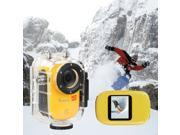 Sunco? DREAM Waterproof 1.5-inch High Definition Screen 12MP HD 1080P Sports Action Video Camcorder With Car Mode (No wifi with LCD)