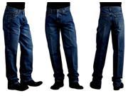 Cinch Western Denim Jeans Mens Black Label Rlx 32 x 36 MB90633002