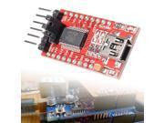 Xcsource® FT232RL 3.3V 5.5V FTDI USB to TTL Serial Adapter Module Mini Port for Arduino TE203