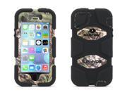 Griffin iPhone 5/5s, iPhone SE Rugged Case, Survivor All-Terrain Mossy Oak Camo, Obsession   Military-Duty Case