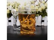 Fashion Stein Wine Beer Glass Bottle Mug Skeleton Skull Death's Head Cup Mug Ware Drinking Party Gift 500ML 9SIA76H2GT7297