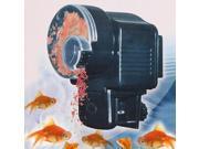 Automatic Manual Fish Tank Pond Food Feeder Feeding Timer Aquarium No Jam Digit