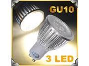 GU10 6W LED Warm White High Power Energy Saving Spot Light Lamp Bulb 110--240V