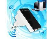 300Mbps WiFi Wireless-N Router adapter Repeater Range Expander Extender AP Client Bridge