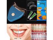New Tooth Teeth Whitening Whitener Kit Dental Oral Gel Care Treatment Light Home
