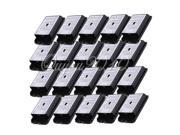 20 x Battery Pack Cover Shell Case Kit for Xbox 360 Wireless