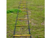 Durable 9-rung Agility Ladder for Soccer/ Speed/ Football Fitness Feet Training