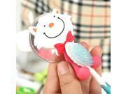 Creative Cute Cartoon Animal Powerful Sucker Toothbrush Holder Kitty 9SIAASP40M8894