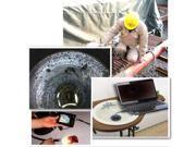 10M 7mm Waterproof USB Endoscope 6 LEDs Inspection Borescope Tube Camera Lens HOT