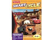 Fisher-Price SMART CYCLE Software - Disney/Pixar Cars 2 W0440 FISHER-PRICE